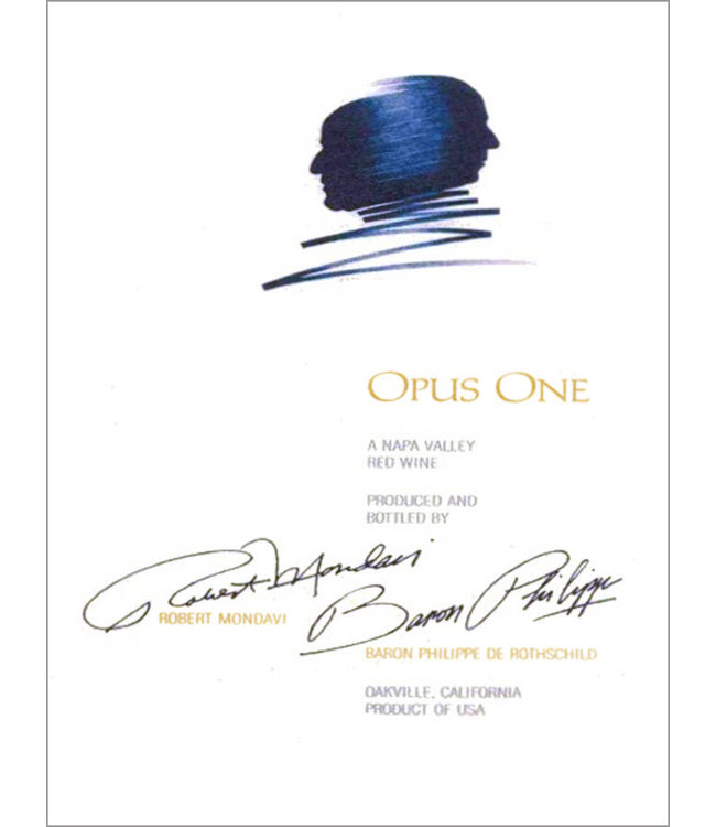 Opus One 1.5ltr (2015)
