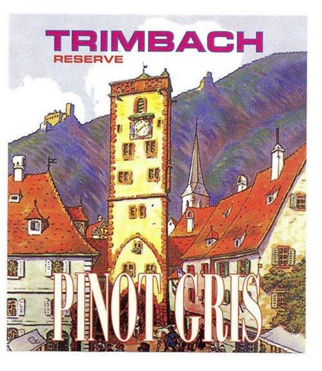 Trimbach Pinot Gris Reserve (2014)