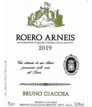 Bruno Giacosa Bruno Giacosa Roero Arneis (2019)