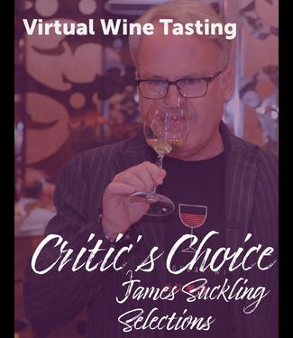 Virtual Wine Tasting - Jan 15