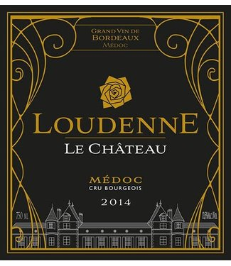Chateau Loudenne Loudenne Le Chateau (2014)