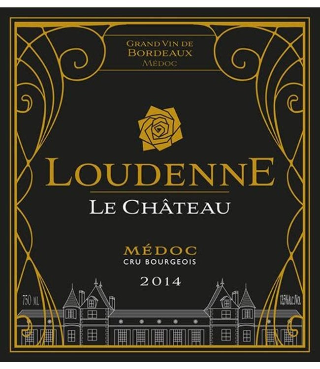 Loudenne Le Chateau (2014)