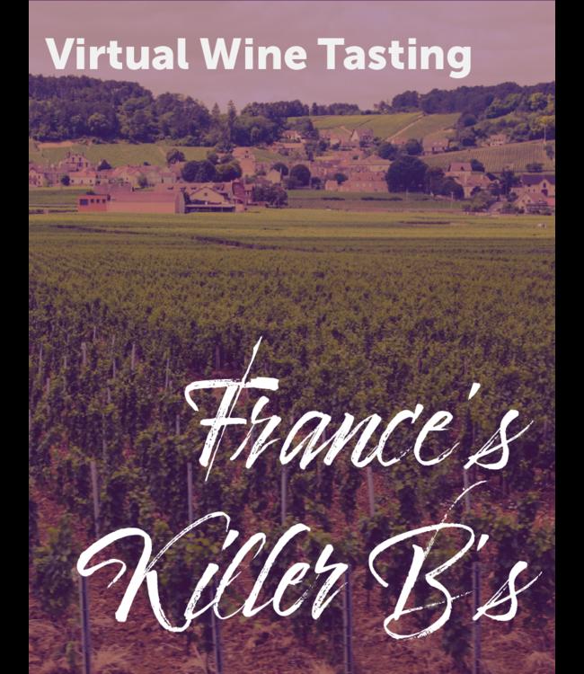 France's Killer B's Tasting Kit
