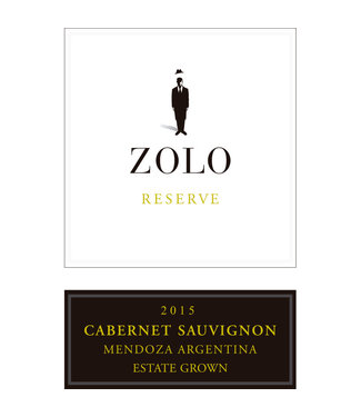 Zolo Zolo Cabernet Sauvignon 'Reserve' (2017)