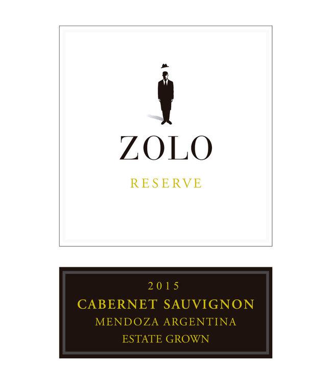 Zolo Cabernet Sauvignon 'Reserve' (2017)