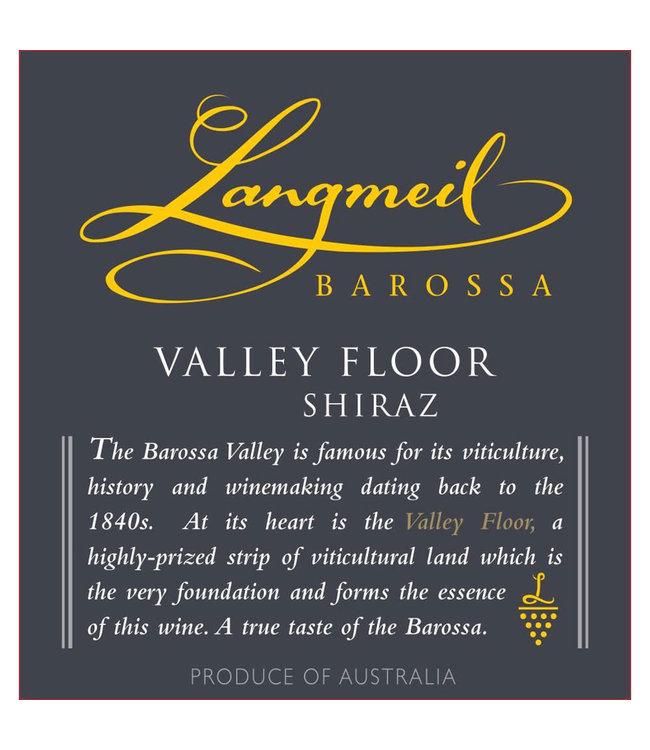 Langmeil Shiraz 'Valley Floor' (2014)