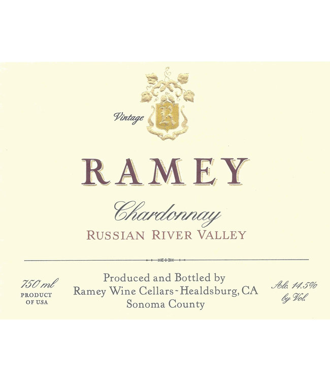 Ramey Chardonnay 'Russian River Valley (2018) 375ml