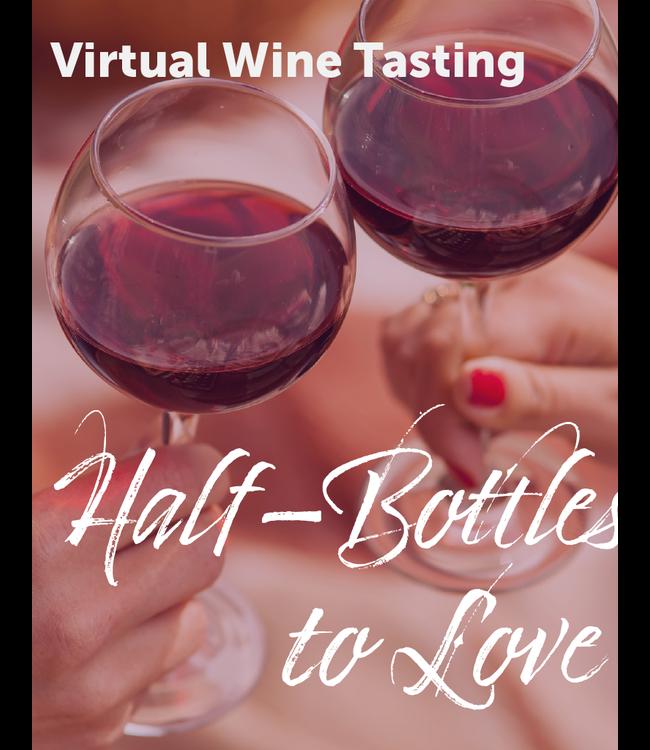 Half-Bottles to Love Tasting Kit