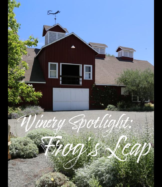 Frog's Leap Winery Spotlight Tasting Kit