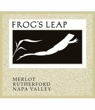 Frog's Leap Frog's Leap Merlot 'Rutherford' (2017)