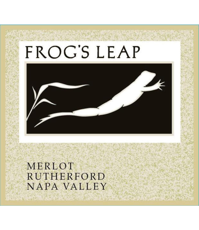 Frog's Leap Merlot 'Rutherford' (2017)