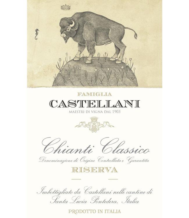 Famiglia Castellani Chianti Classico Riserva (2016)