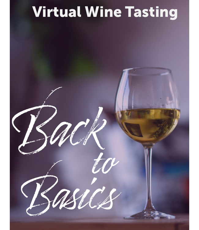 Back to Basics Tasting Kit