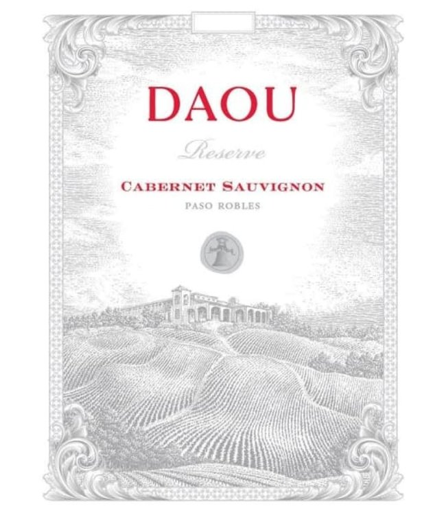 Daou Vineyards Cabernet Sauvignon Reserve                                        (2018)