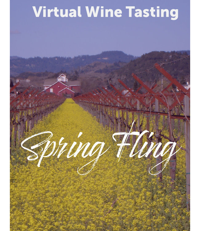Seated Wine Tasting (In-Store) - April 16