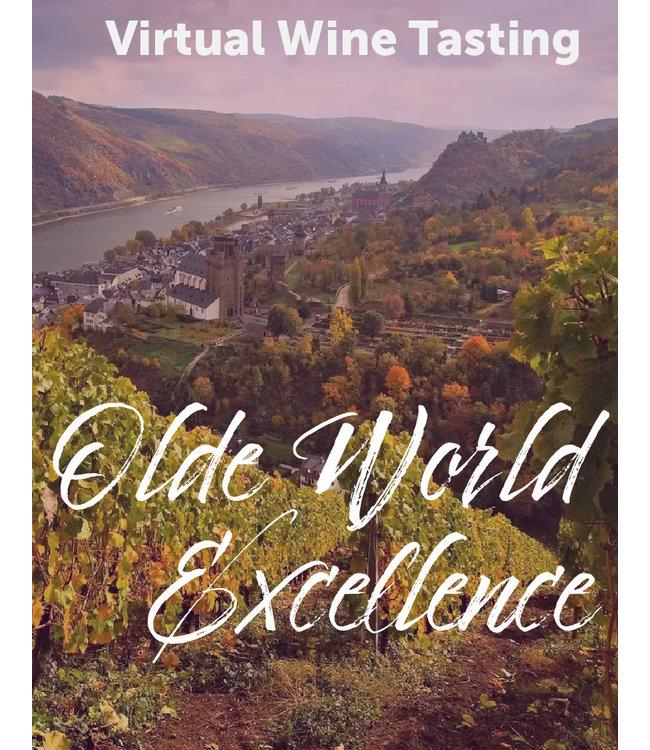 Olde World Excellence Tasting Kit
