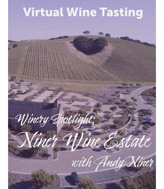 Virtual@Vintage Niner Wine Estate Winery Spotlight Tasting Kit