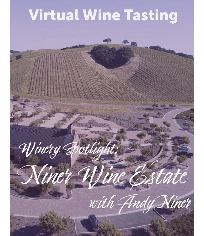 Niner Wine Estate Winery Spotlight Tasting Kit