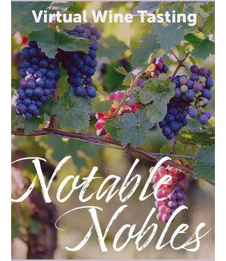 Virtual@Vintage Notable Noble Wine Tasting Kit