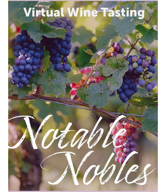 Notable Noble Wine Tasting Kit