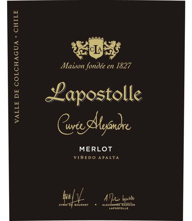 Lapostolle 'Cuvee Alexandre' Merlot Apalta Vineyard (2015)