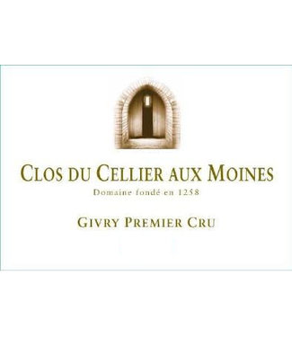 Clos du Cellier Aux Moines Clos du Cellier Aux Moines Givry 1er Cru (2017)