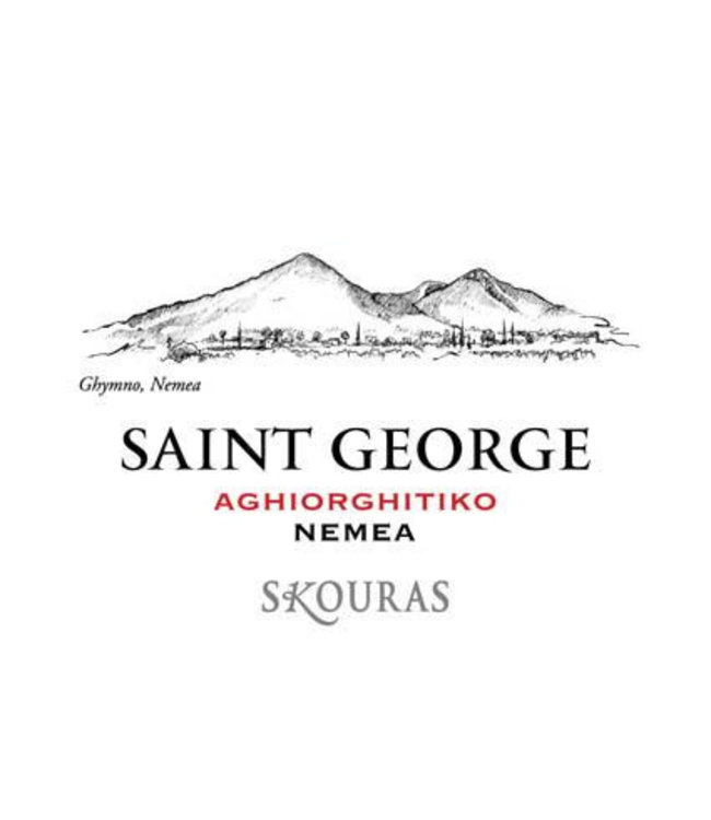 Skouras Saint George Agiorghitiko Nemea (2018)