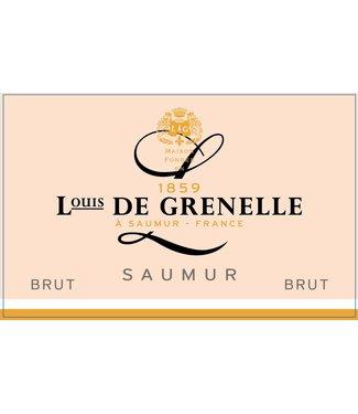Louis de Grenelle Louis de Grenelle Saumur 'Corail' Rose Brut (N.V.)