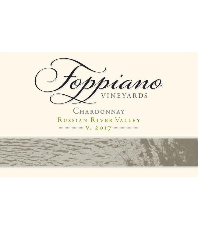 Foppiano Vineyards Chardonnay RRV (2017)