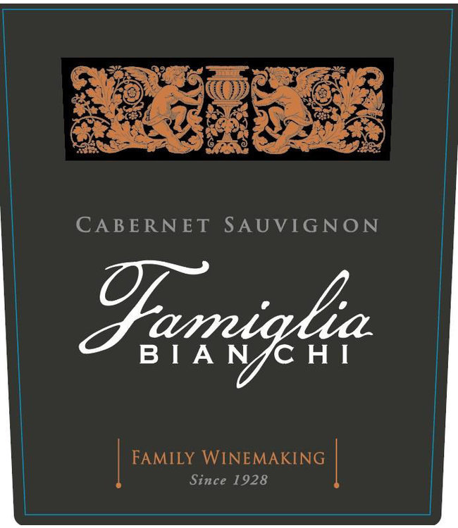 Valentin Bianchi Cabernet Sauvignon 'Famiglia Bianchi' (2018)