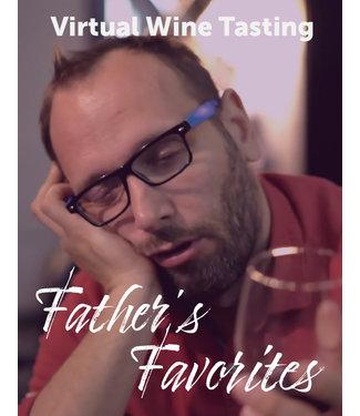 Virtual Wine Tasting - Jun 18