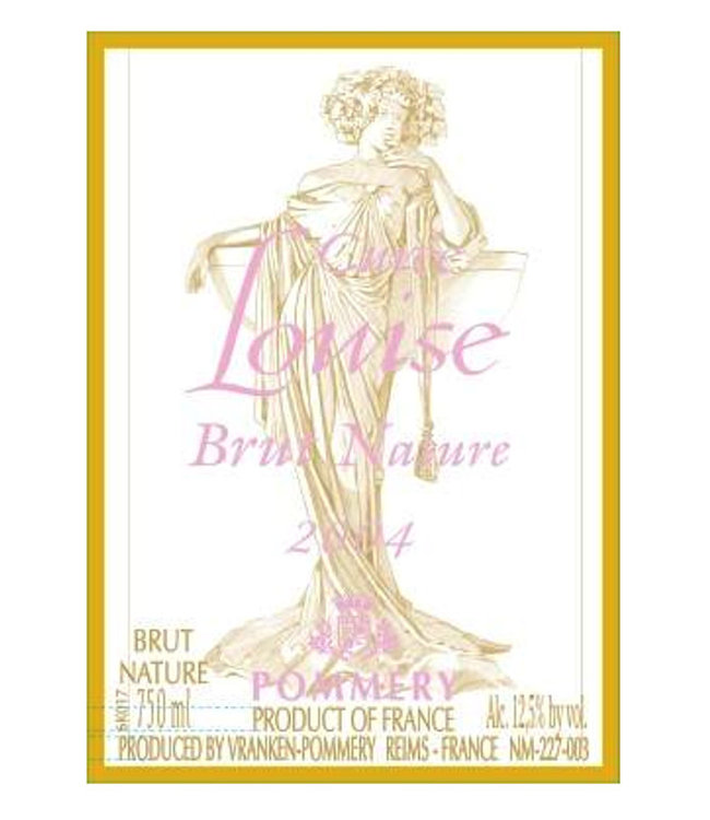Pommery Champagne Brut Cuvee Louise (2004)