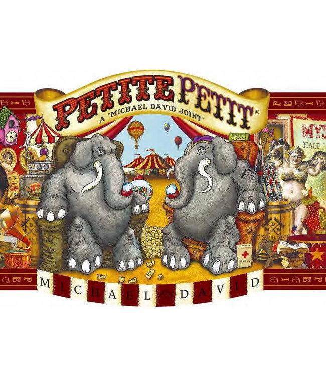 Michael David Winery Petit Sirah 'Petit Petit' (2018)