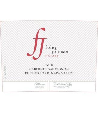 Foley Johnson Estate Foley Johnson Estate Cabernet Sauvignon (2018)