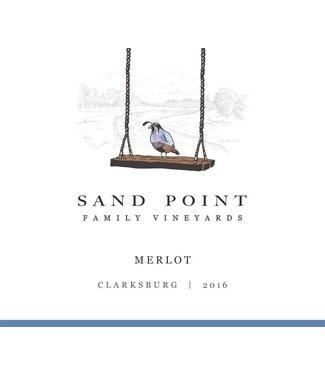 Sand Point Family Vineyards Sand Point Family Vineyards Merlot (2017)