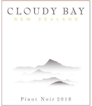 Cloudy Bay Cloudy Bay Pinot Noir (2018)