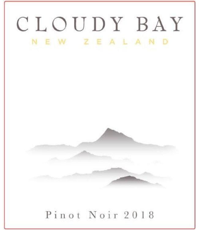 Cloudy Bay Pinot Noir (2018)