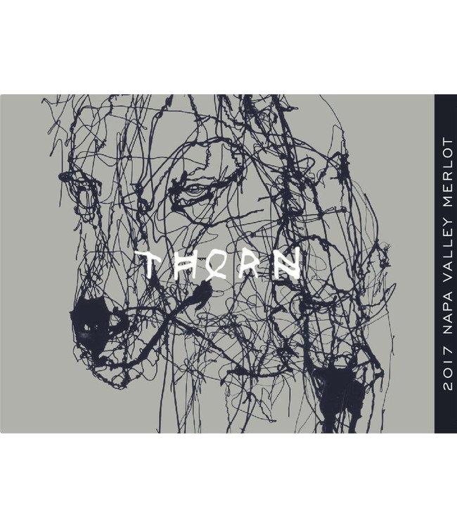 Prisoner Wine Company Merlot 'Thorn' (2017)