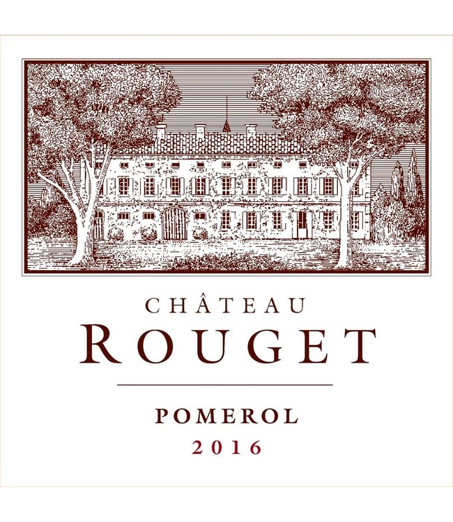 Chateau Rouget (2012)