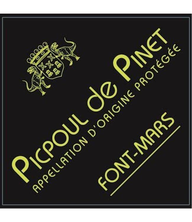 Chateau Font-Mars Picpoul de Pinet (2019)