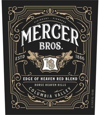 Mercer Estates Mercer Bros. Red Blend 'Edge of Heaven' (2017)