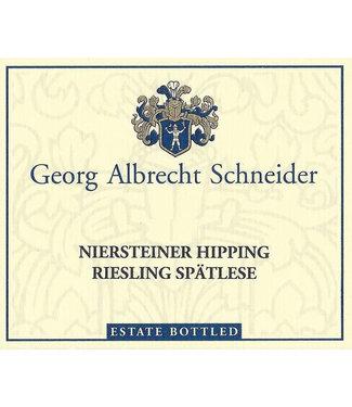 Georg Albrecht Schneider Georg Albrecht Schneider Riesling Spatlese 'Niersteiner Hipping' (2016)