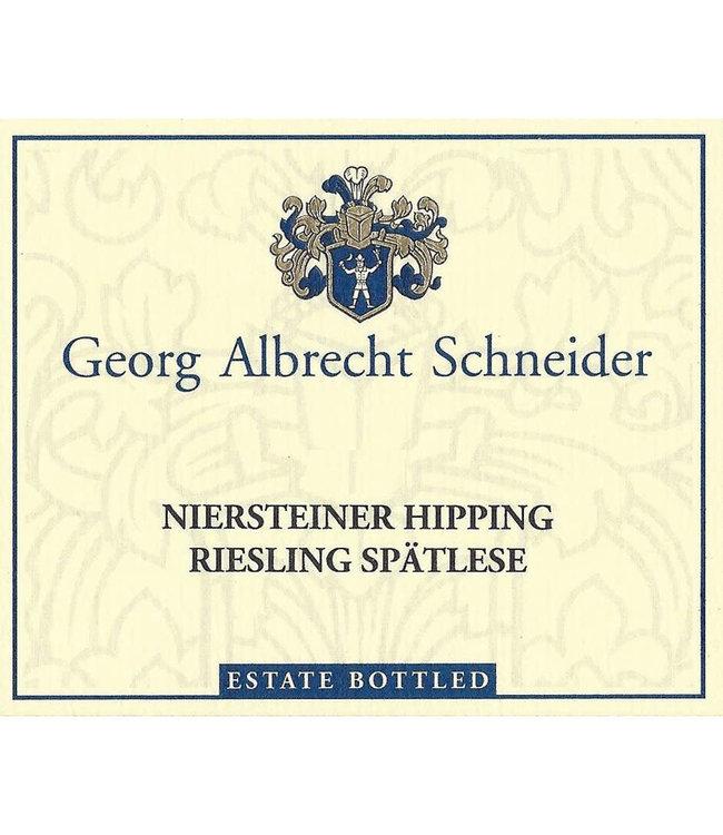 Georg Albrecht Schneider Riesling Spatlese 'Niersteiner Hipping' (2016)
