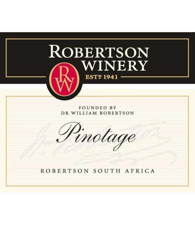 Robertson Winery Pinotage (2019)