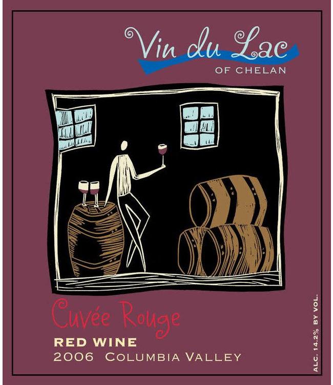 Vin du Lac Cuvée Rouge (2006)