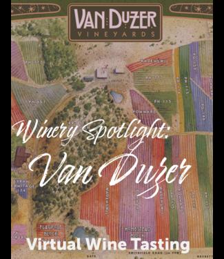 Virtual@Vintage Van Duzer Winery Spotlight Tasting Kit