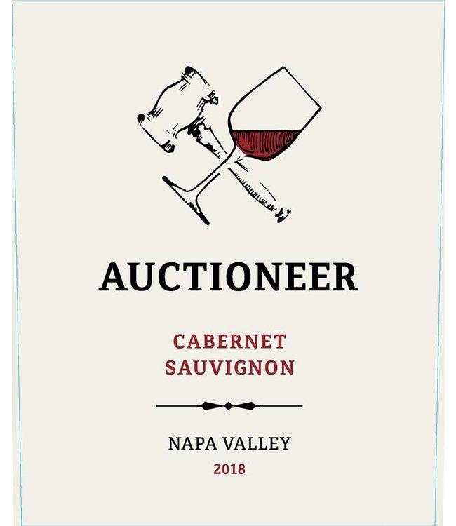 Auctioneer Cabernet Sauvignon (2018)