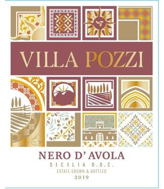 Villa Pozzi Villa Pozzi Nero d'Avola (2019)
