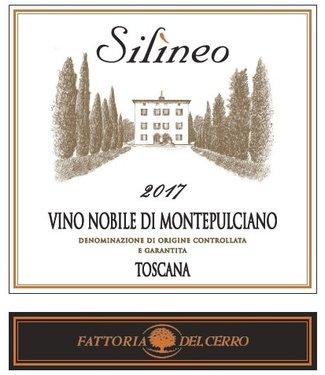 Fattoria del Cerro Fattoria del Cerro Vino  Nobile di Montepulciano 'Silineo' (2017)