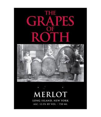 Wolffer Estate Wolffer Estate Merlot 'Grapes of Roth' (2017)